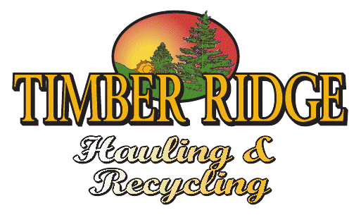 Timber Ridge Hauling & Recycling, Dumpster rentals in CT